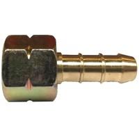 Slangpilaar met Wartelmoer 1/4L wartel staal (1)