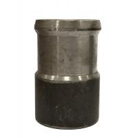 Slangtule aanlas 1/2 x 70mm